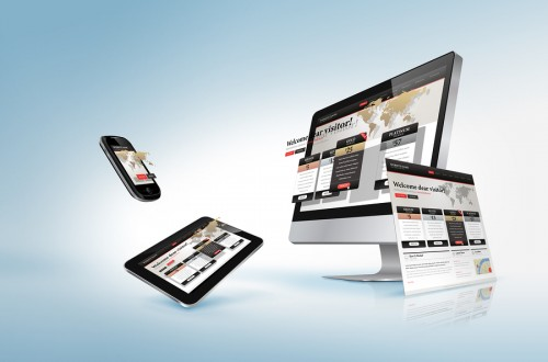the website should serve as the hub of all online marketing efforts